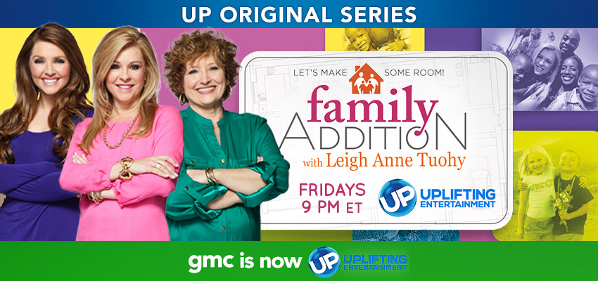 UP - Family Addition - Banner Ad - 850x400 - With Snipe