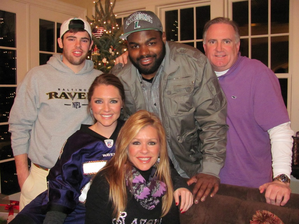 Leigh Anne Tuohy Michael Oher