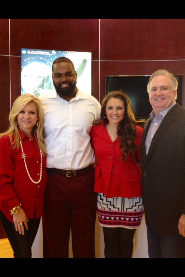 Tuohy Basketball Center | Leigh Anne Tuohy