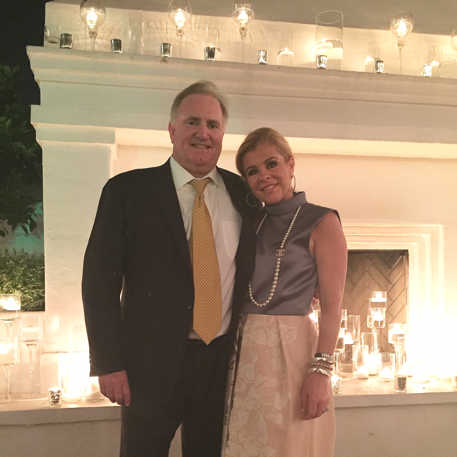Date Night Leigh Anne Tuohy